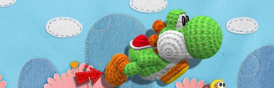 Sympatyczne wideo Yoshi's Woolly World prosto z Japonii