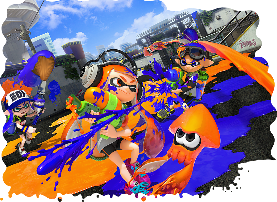 Splatoon 1.3.0