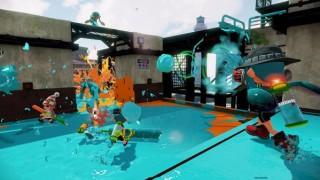 Splatoon Bluefin Depot 2