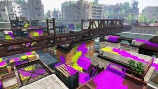 Splatoon Bluefin Depot 3