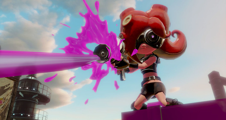 [SPOILER] Co ukrywa Splatoon 2.0.0?
