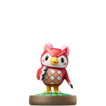 Animal Crossing Amiibo Celeste