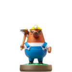Animal Crossing Amiibo Resetti