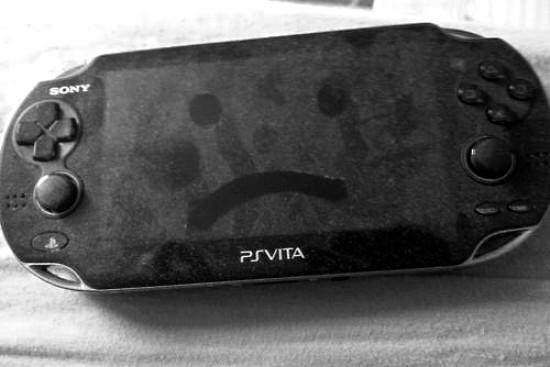 PlayStation Vita umiera