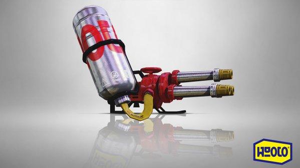 Nowa broń Hydra Splatling