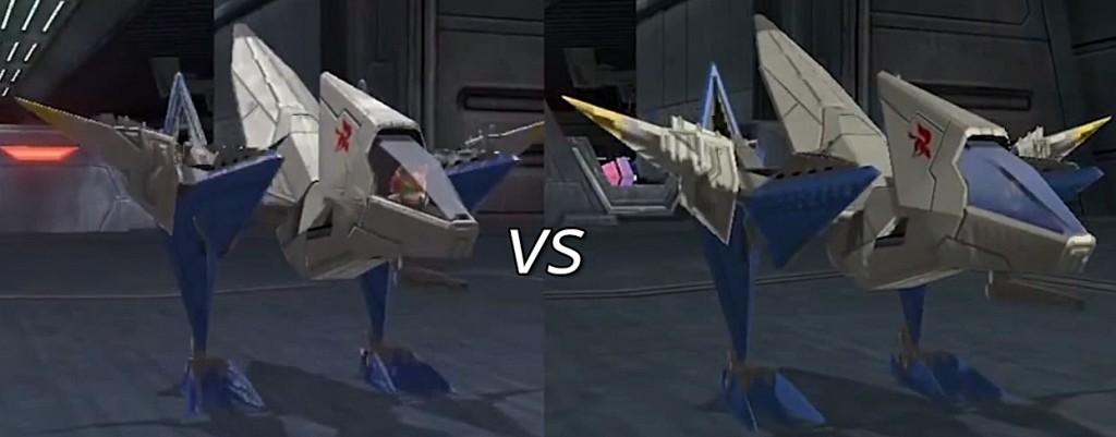 Star Fox Zero E3 vs Direct
