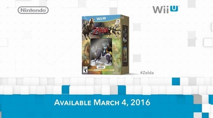 The Legend of Zelda: Twilight Princess HD na Wii U
