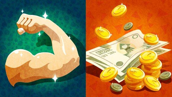 Bogactwo czy zdrowie?