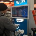 Stanowisko Nintendo w sklepie Saturn