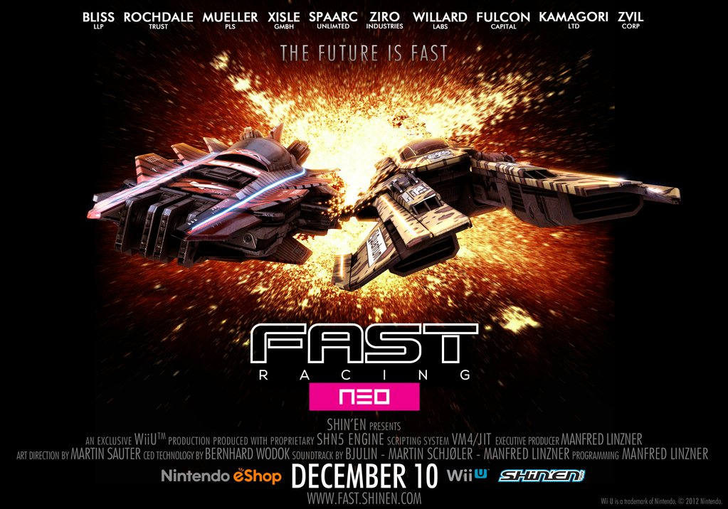 FAST Racing Neo data premiery