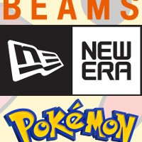 Czapki BEAMS New Era Pokemon