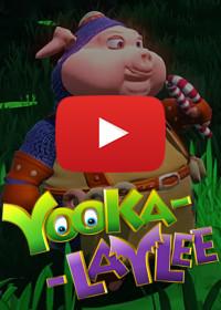 Yooka-Laylee 6 minutowy gameplay