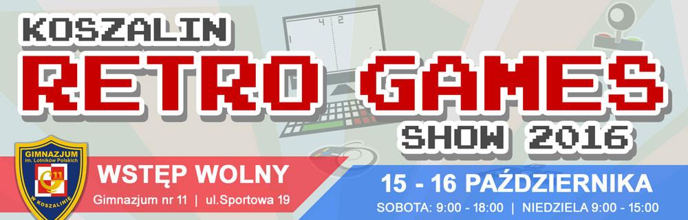 Koszalin Retro Games Show 2016