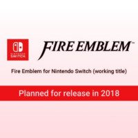 Fire Emblem na Nintendo Switch 2018