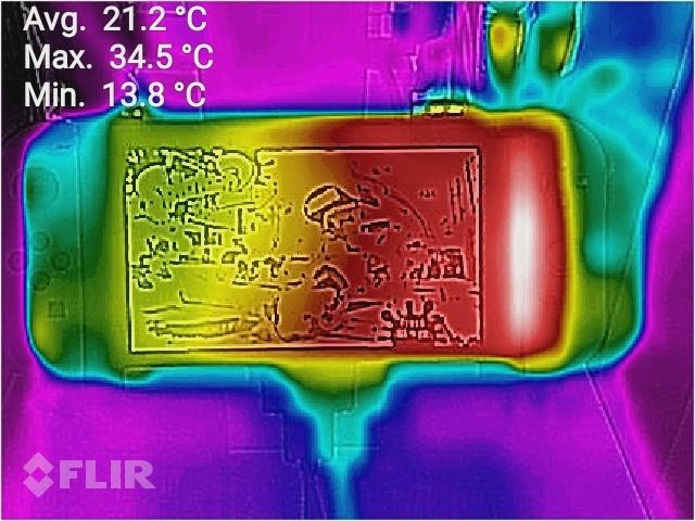 Temperatury Splatoon 2