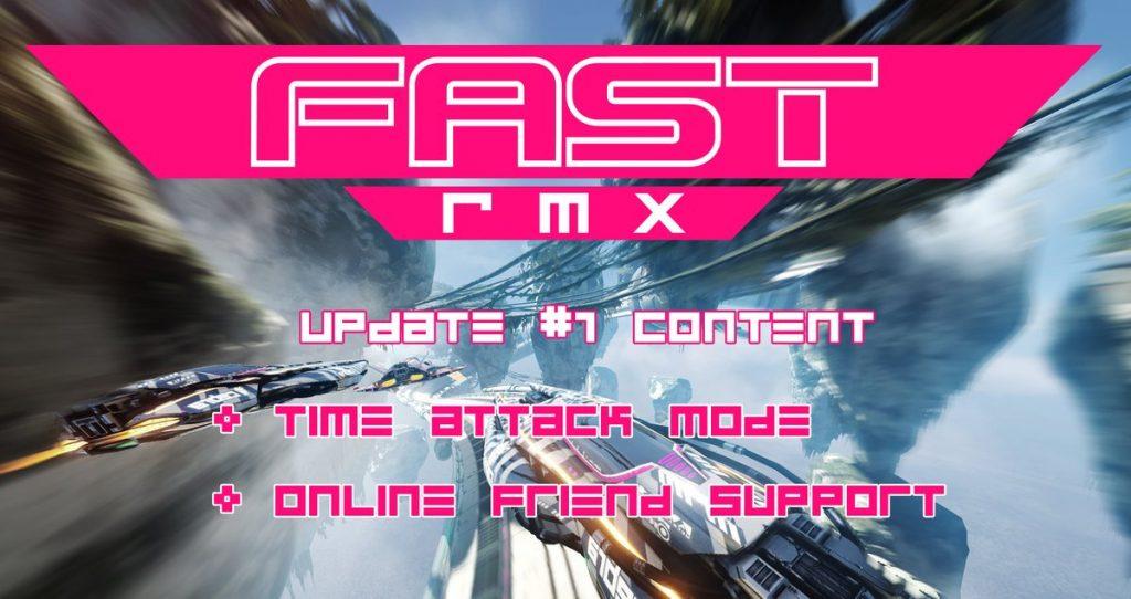FAST RMX pierwsza aktualizacja