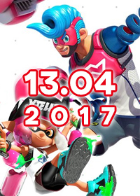 Nintendo Direct Splatoon 2 i ARMS