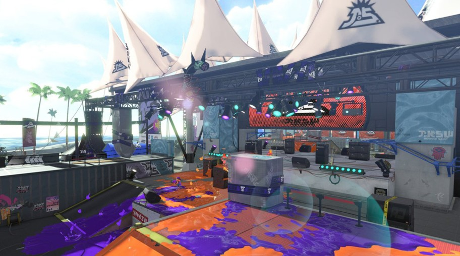 Splatoon 2 Starfish Mainstage