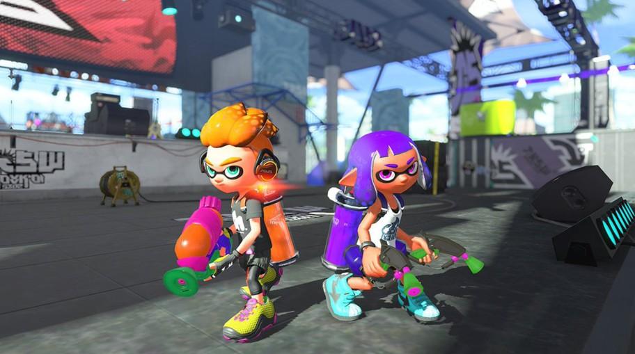 Splatoon 2 Starfish Mainstage