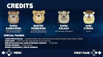 Astro Bears Party autorzy