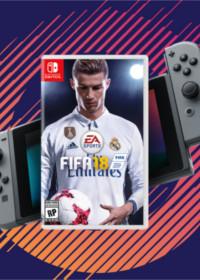 FIFA 18 na Switcha
