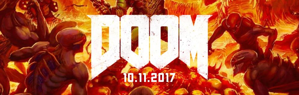 Premiera Doom 10.11.2017