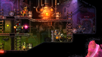 Dodatek The Outsider do SteamWorld Heist: Ultimate Edition