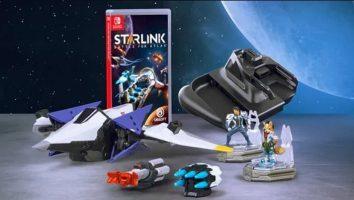 Starlink ze StarFoxem na Nintendo Switch