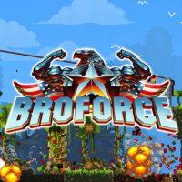 Broforce na Nintendo Switch