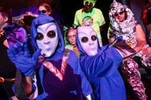 UFO Festival Roswell dzieci