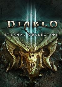 Diablo III Eternal Collection na Switcha