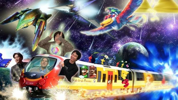 Hype Train Nintendo E3