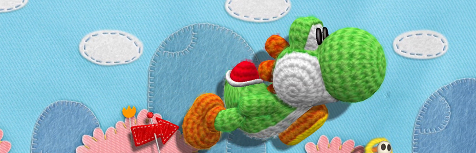 Yoshi's Woolly World wideo