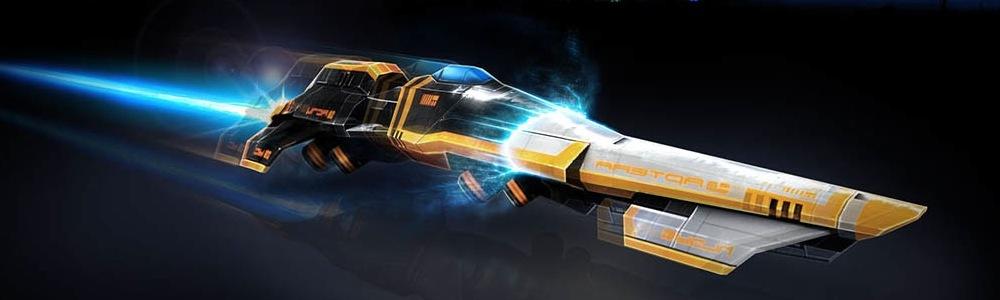 Futurystyczne wyścigi FAST Racing Neo na E3