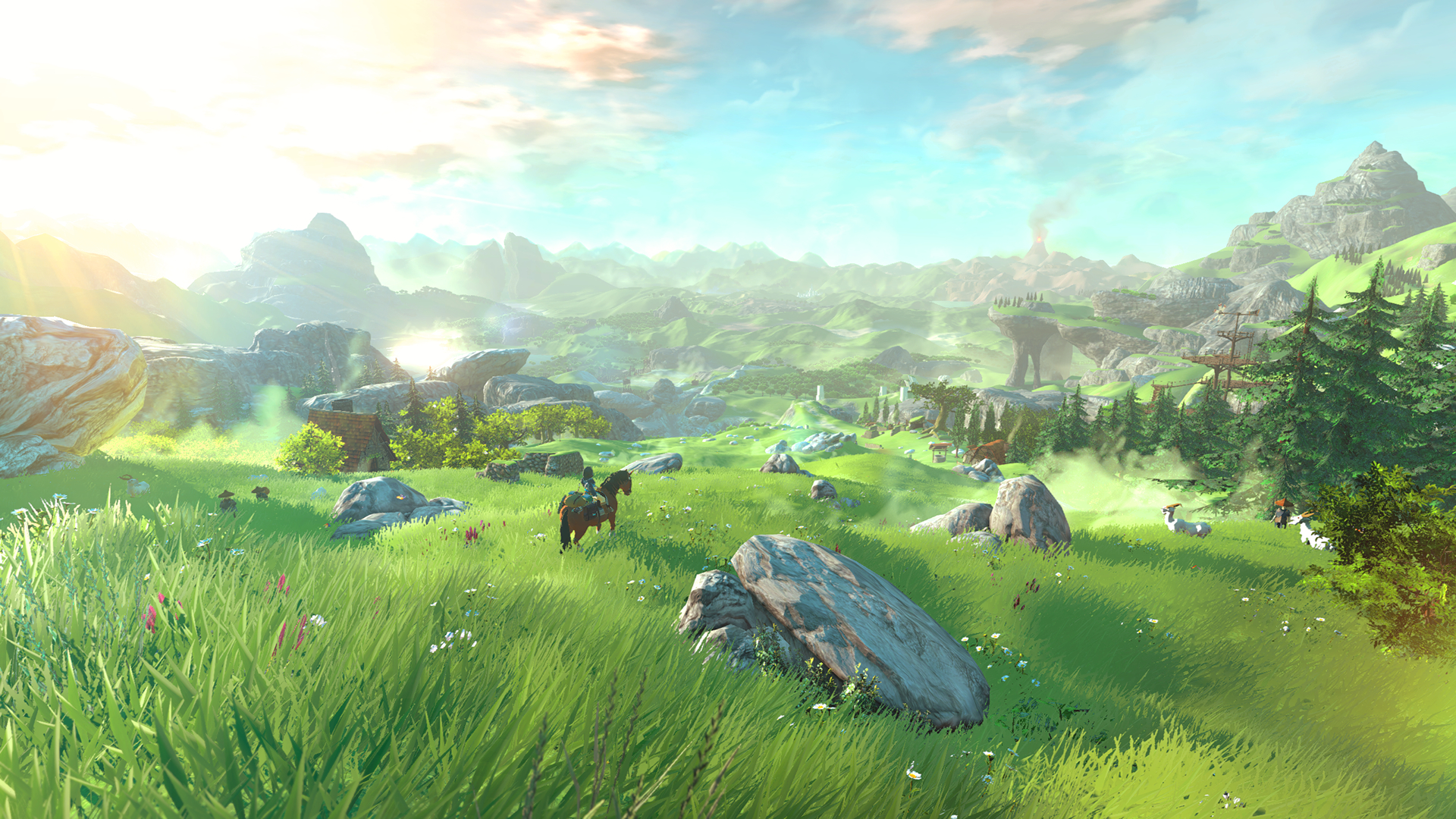 Legend of Zelda nadal na Wii U