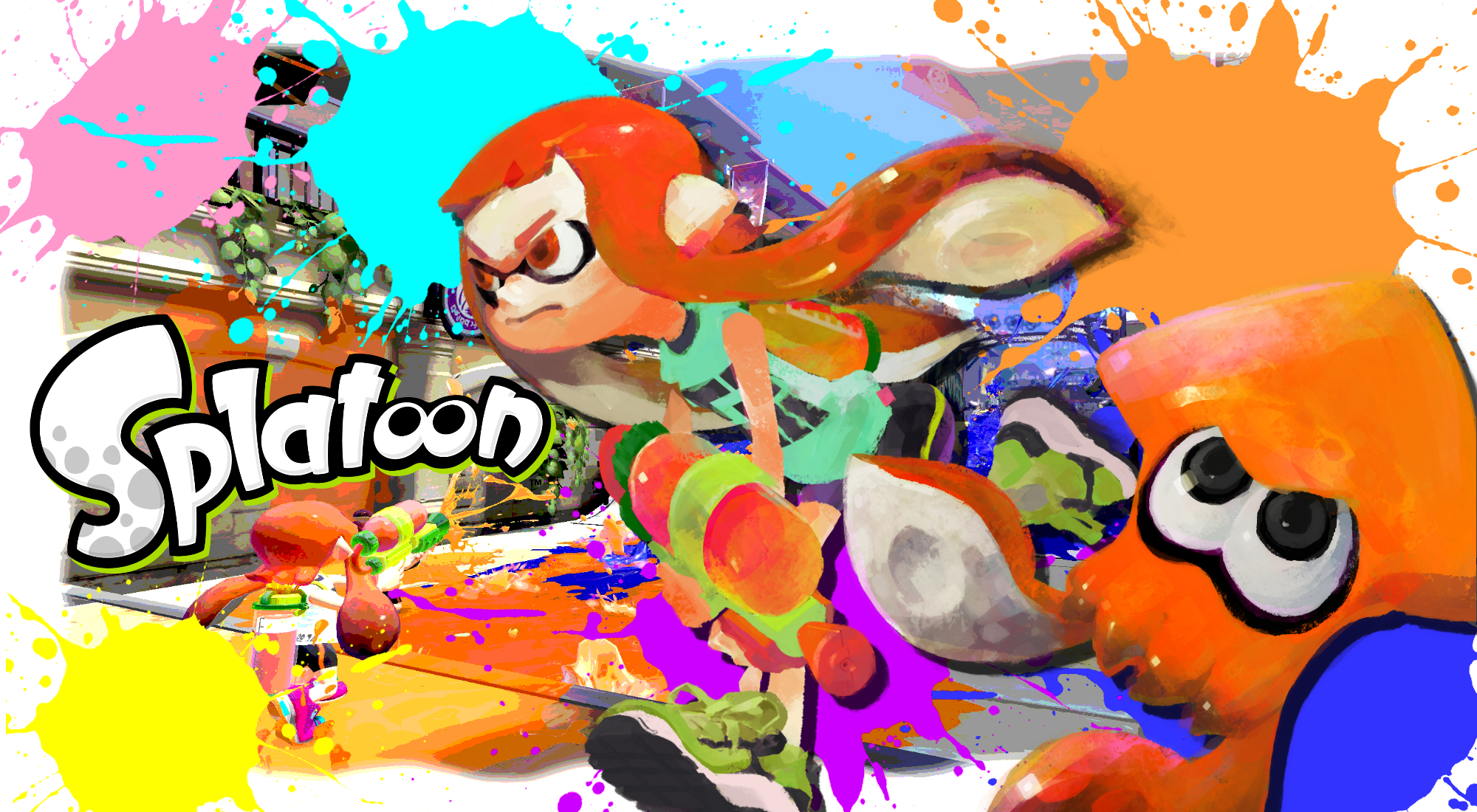 Splatoon Milion