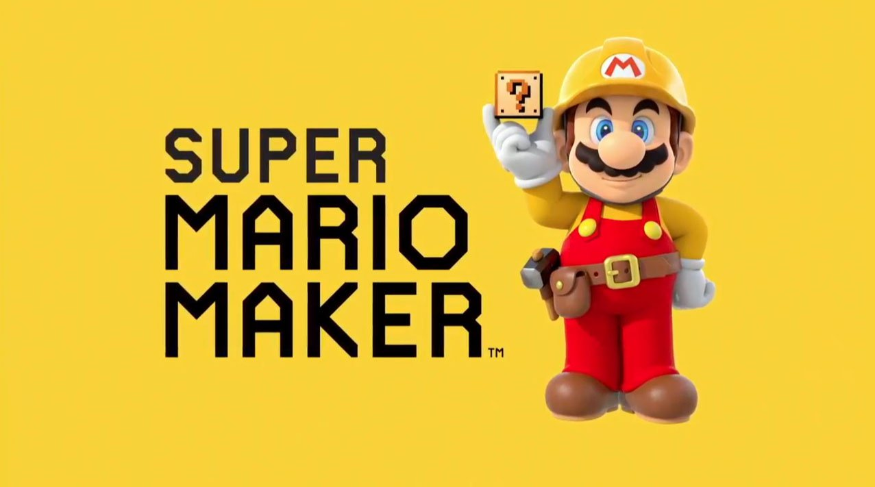 Super Mario Maker na finałach Nintendo World Championship