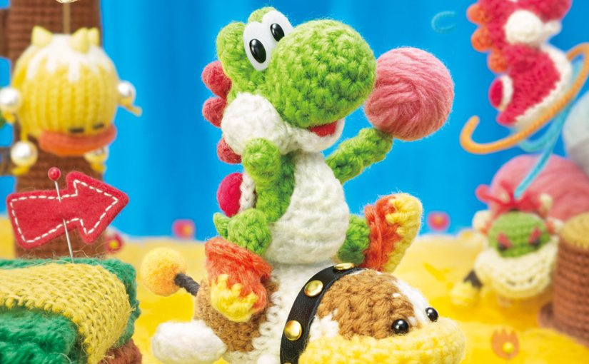 Yoshi's Wolly World Trailer UK