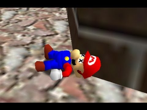 Tysiąc dolarów za powtórzenie błędu w Super Mario 64