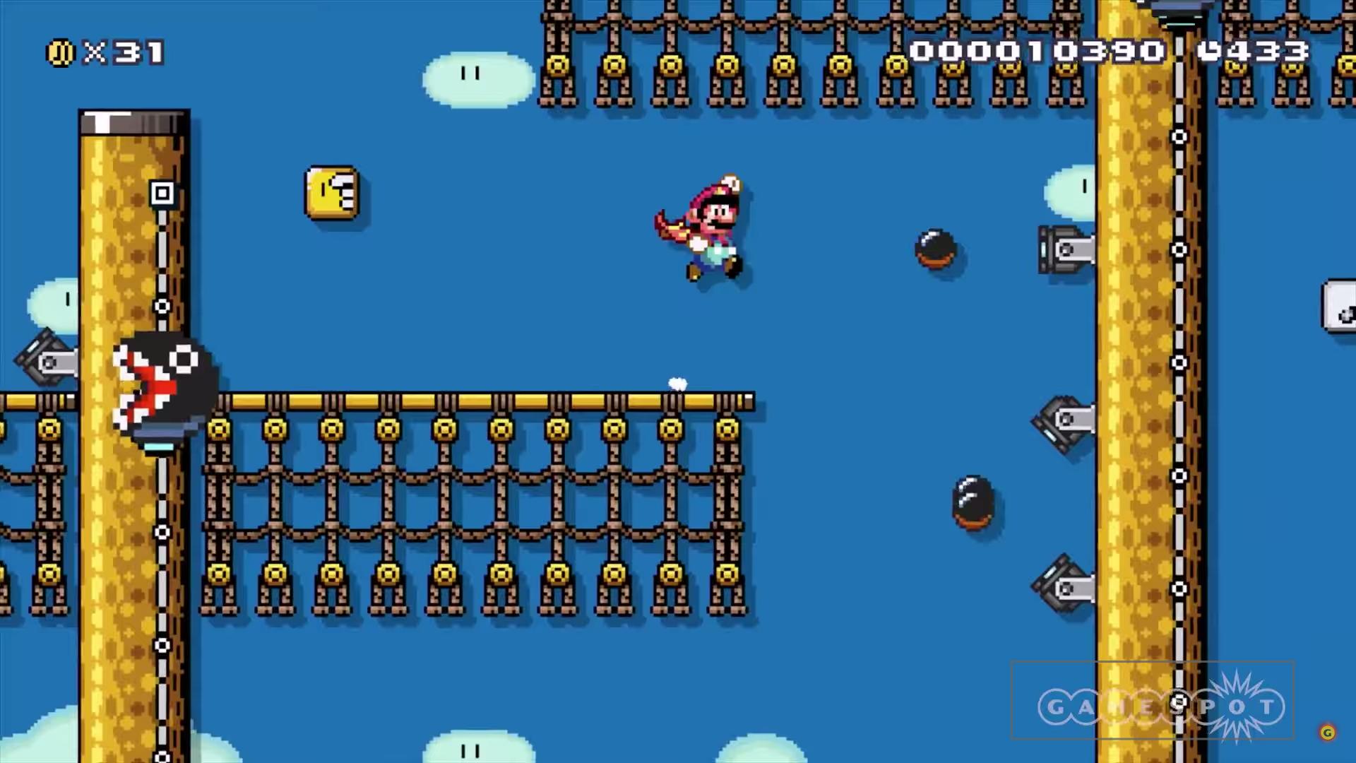 Zwycięski poziom hackatonu Super Mario Maker