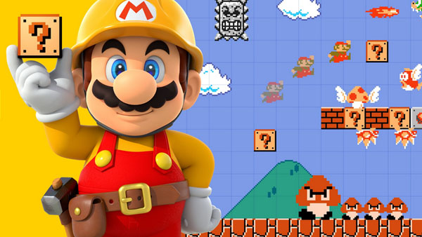 Super Mario Maker wideo