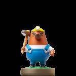 Animal Crossing Amiibo Resetti