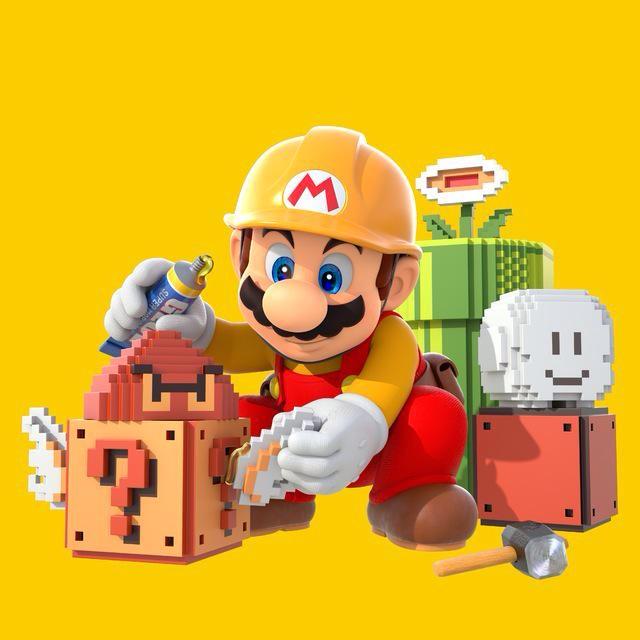 Super Mario Maker aktualizacja 1.2.0