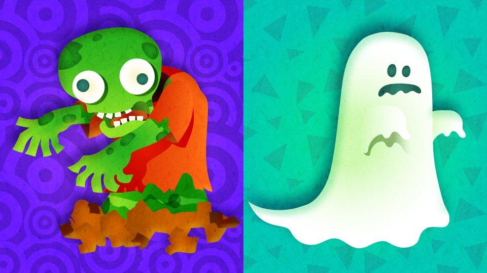 Splatfest Zombies vs Ghosts