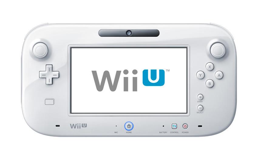 Wii U padlet