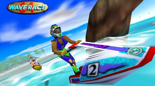 Wave Race 64 w eShopie