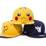 Wszystkie czapki BEAMS x New Era x Pokemon