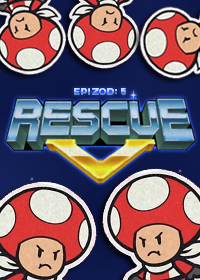 Paper Mario: Color Splash – Rescue V: Epizod 5