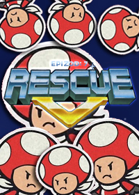 Paper Mario: Color Splash – Rescue V: Epizod 7