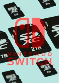 Nintendo Switch obsługuje karty SD o pojemności do 2TB